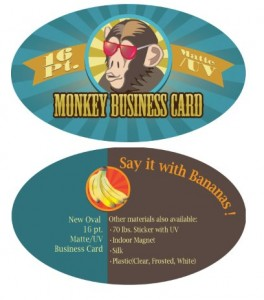 San antonio austin printing company graphic design services web oval business cards we colourmoves